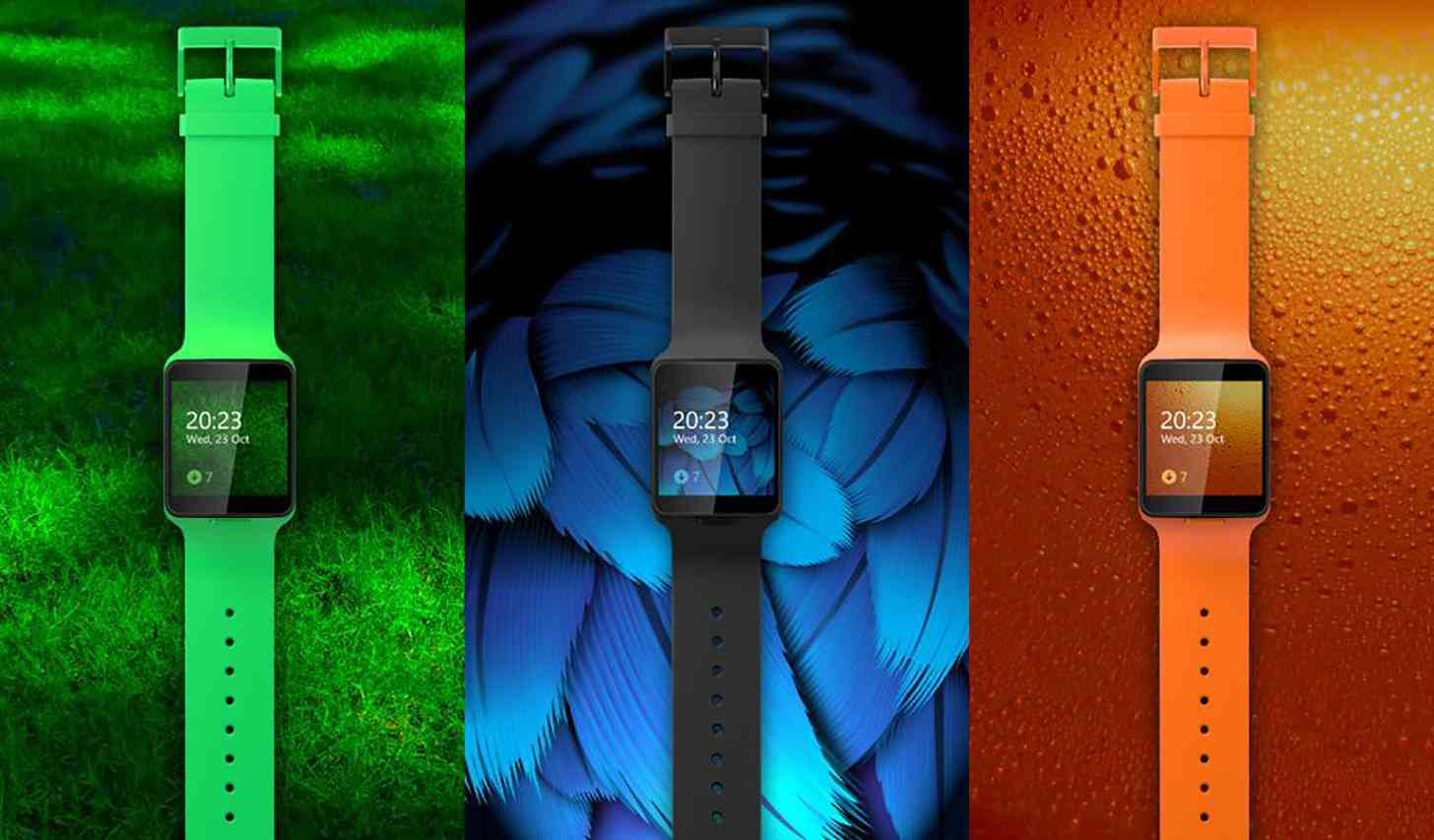 Microsoft Moonraker Nokia smartwatch leak 1