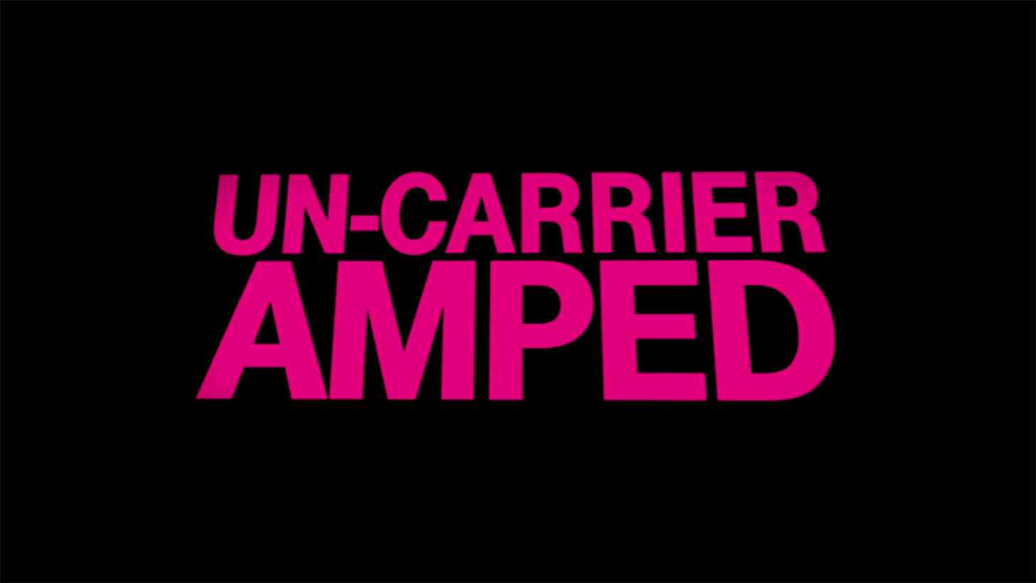 T-Mobile Un-carrier Amped large