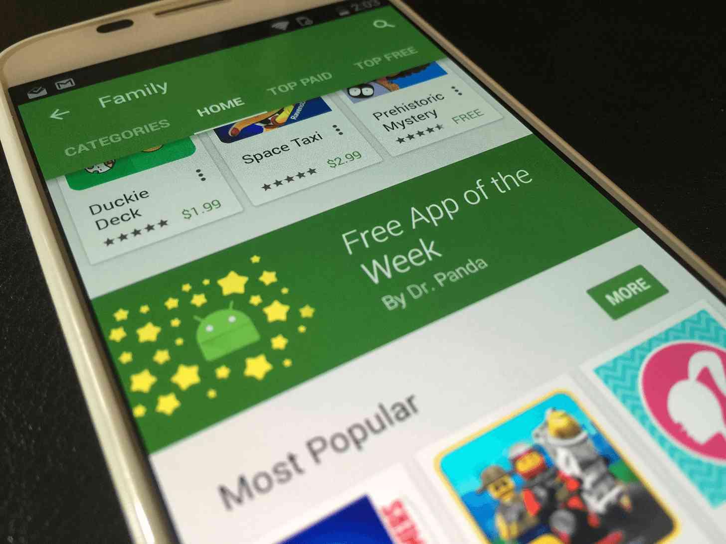 Google Play Free App of the Week Moto X