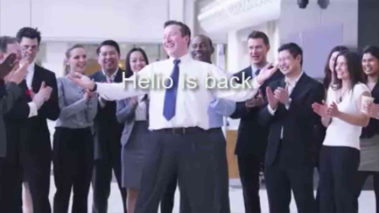 Helio is back