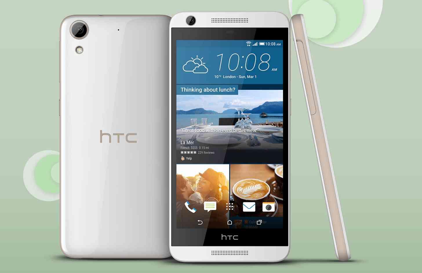 HTC Desire 626 large
