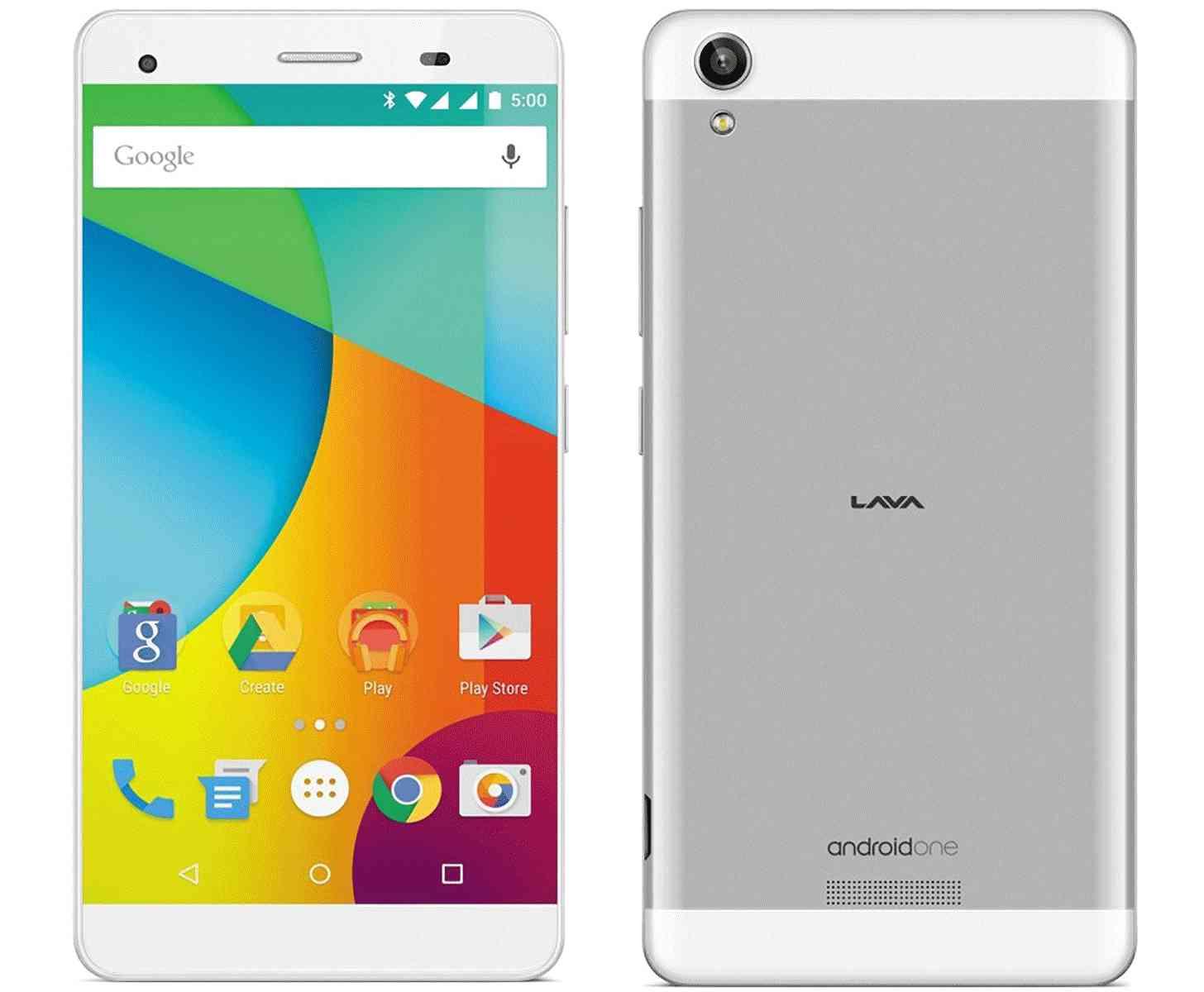 Lava Pixel V1 Android One leak large
