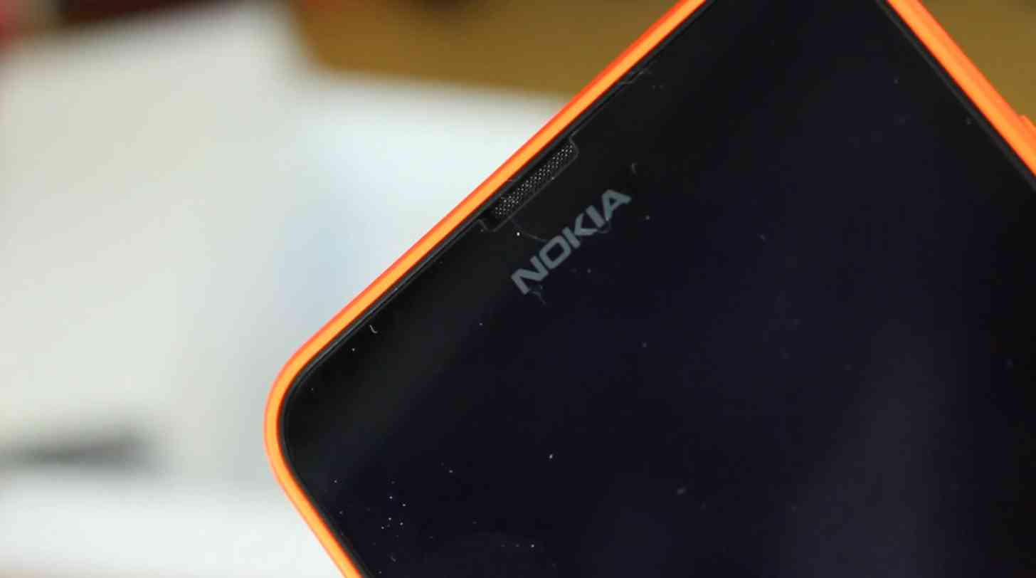 Nokia logo Lumia 635
