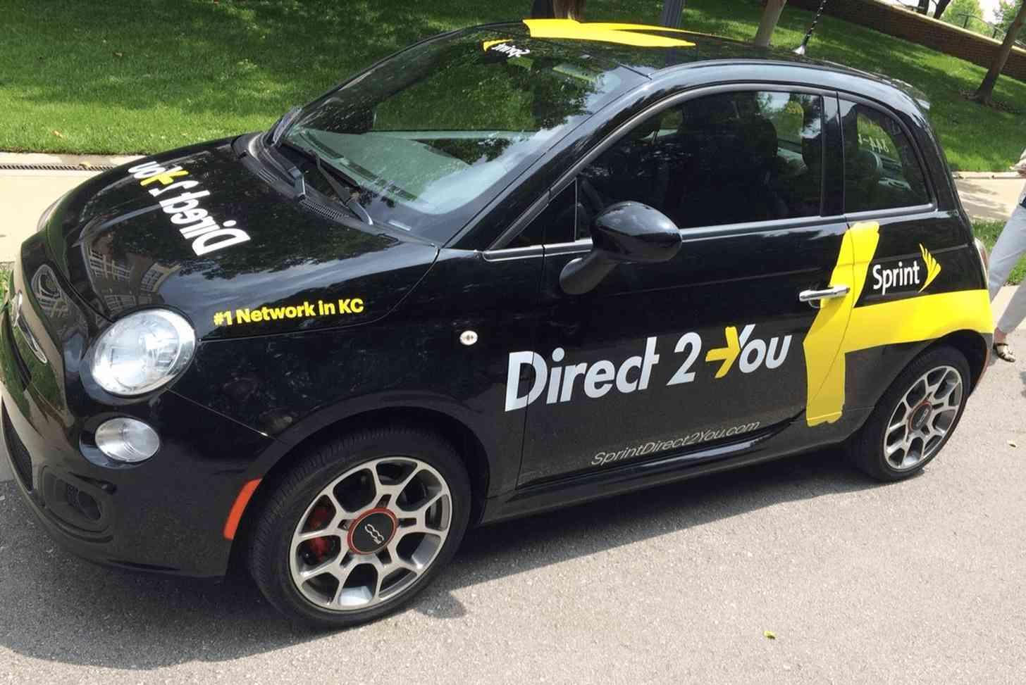 Sprint Direct 2 You car large