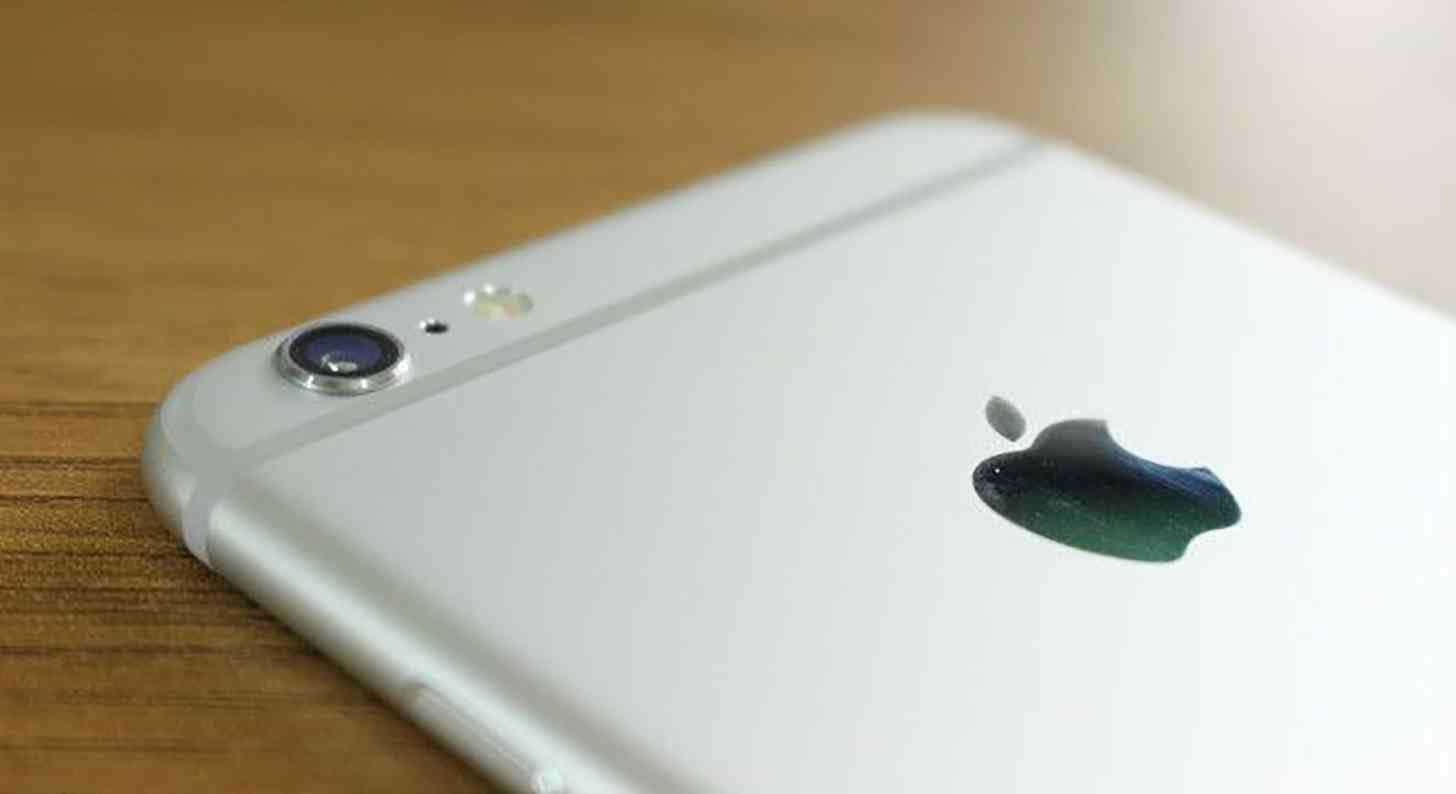 Apple iPhone 6s logo