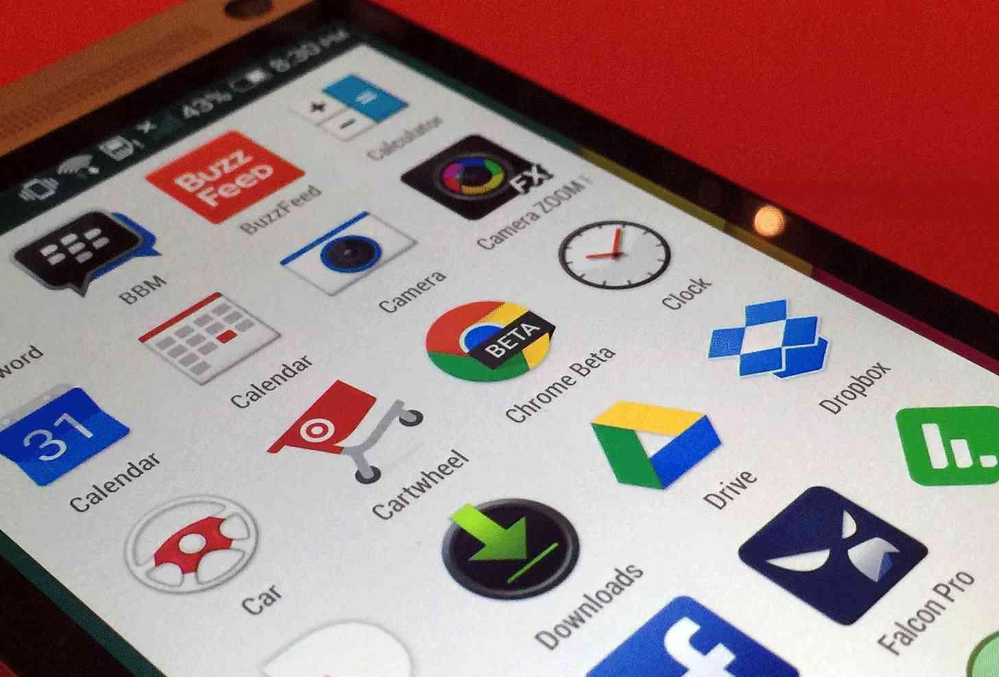 Chrome Beta hits version 45, brings Chrome Custom Tabs and more