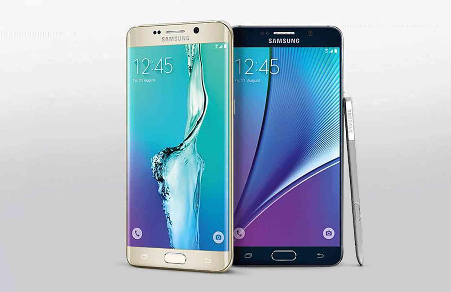Samsung Galaxy Note 5 S6 edge+ large