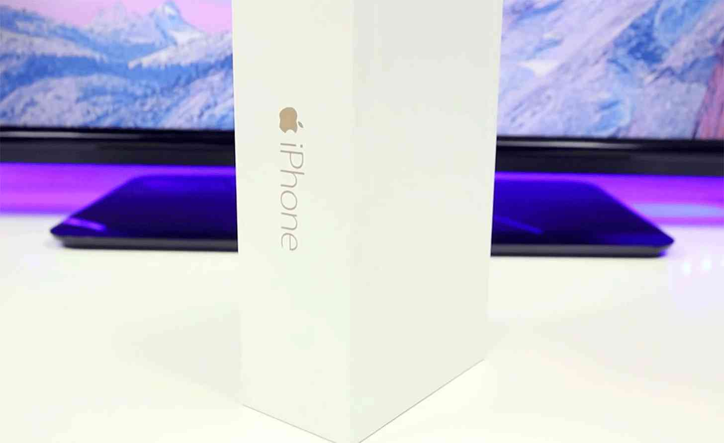 iPhone 6 packaging