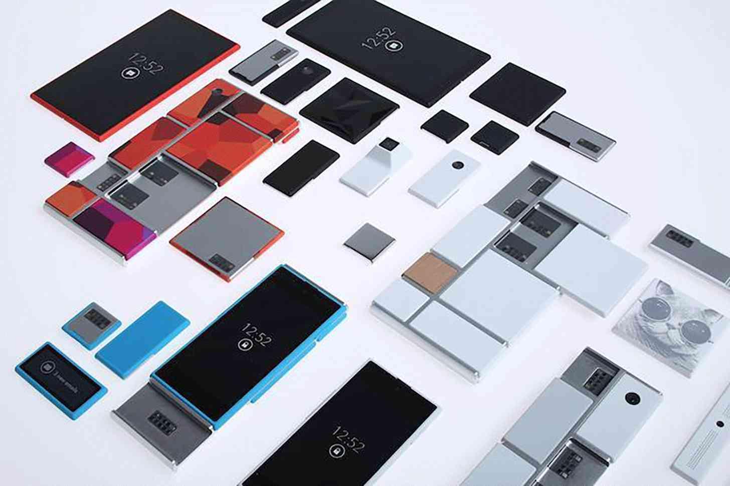 Project Ara modular smartphone announcement
