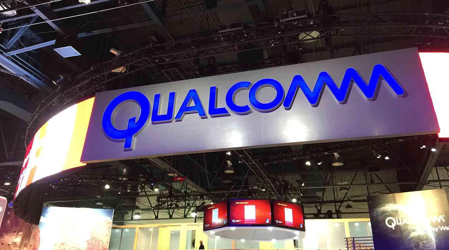 Qualcomm logo CES 2015