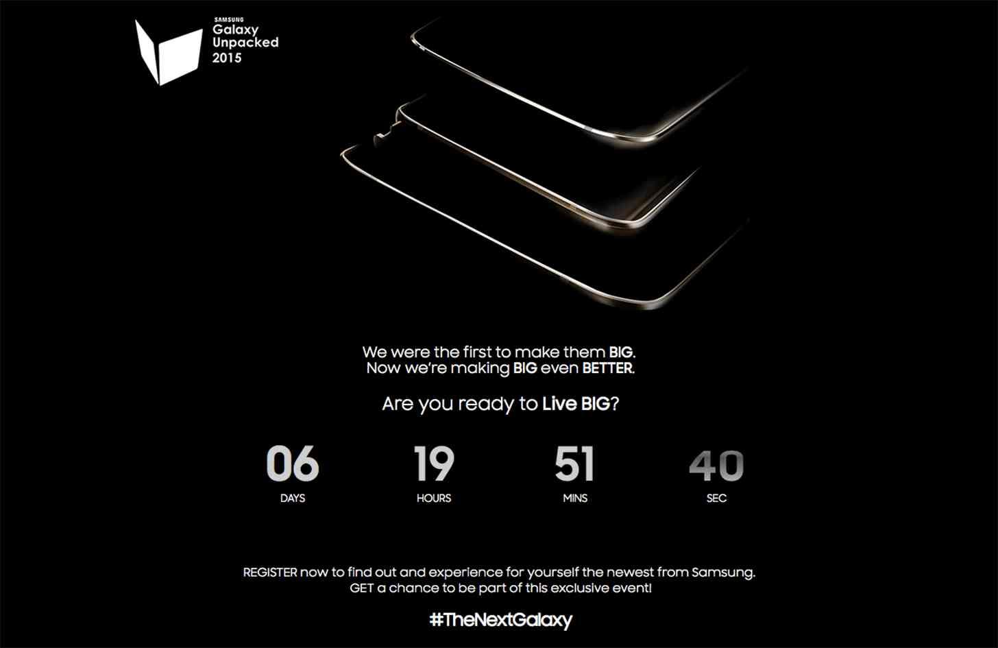 Samsung August 13 Galaxy Note 5 event teaser