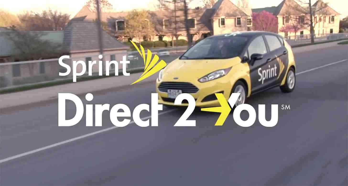 Sprint Direct 2 You logo large
