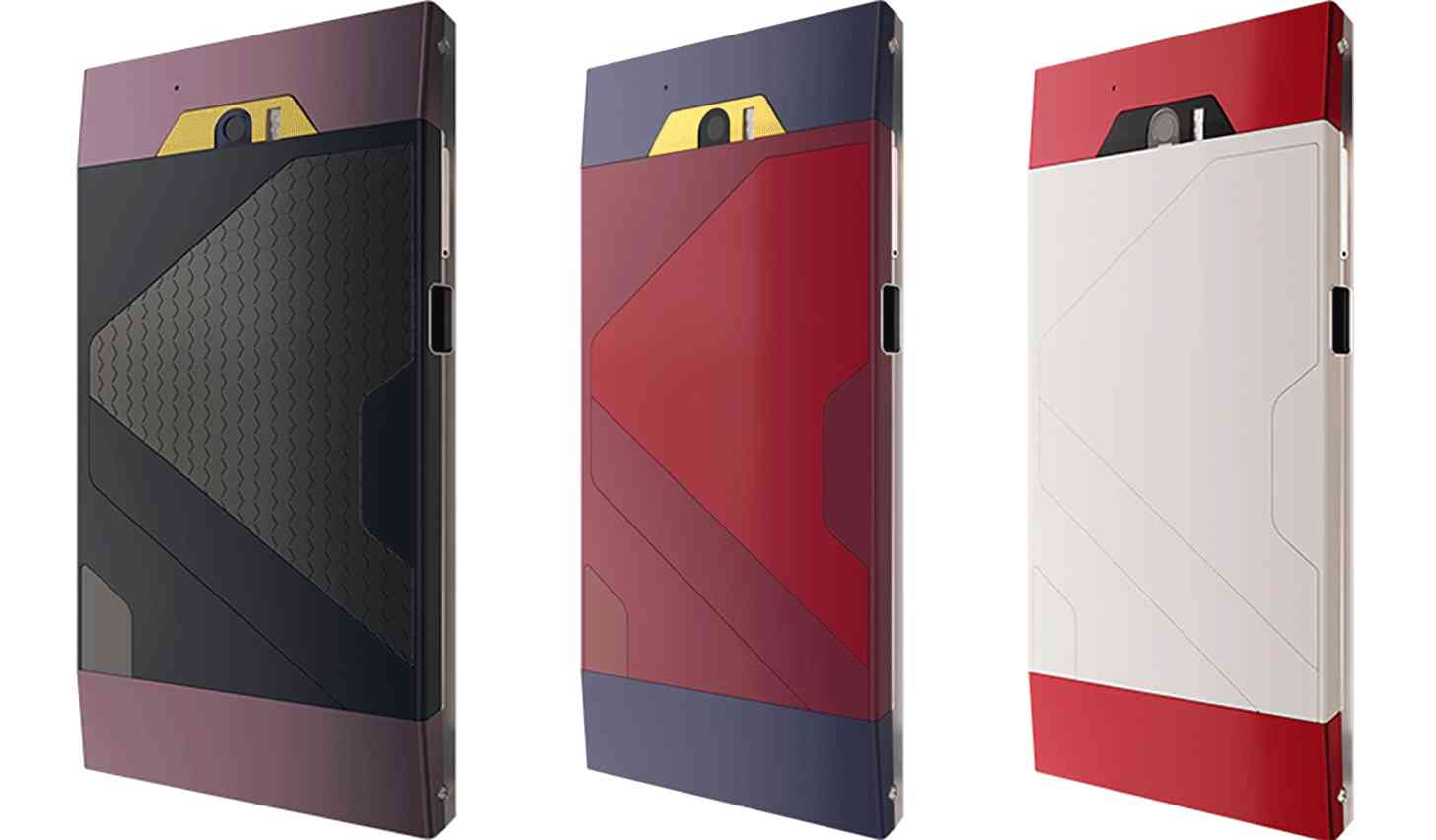 Turing Phone colors