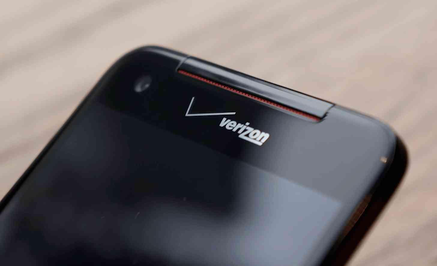 Verizon logo DROID DNA