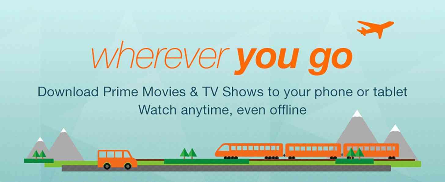 Amazon Instant Video offline