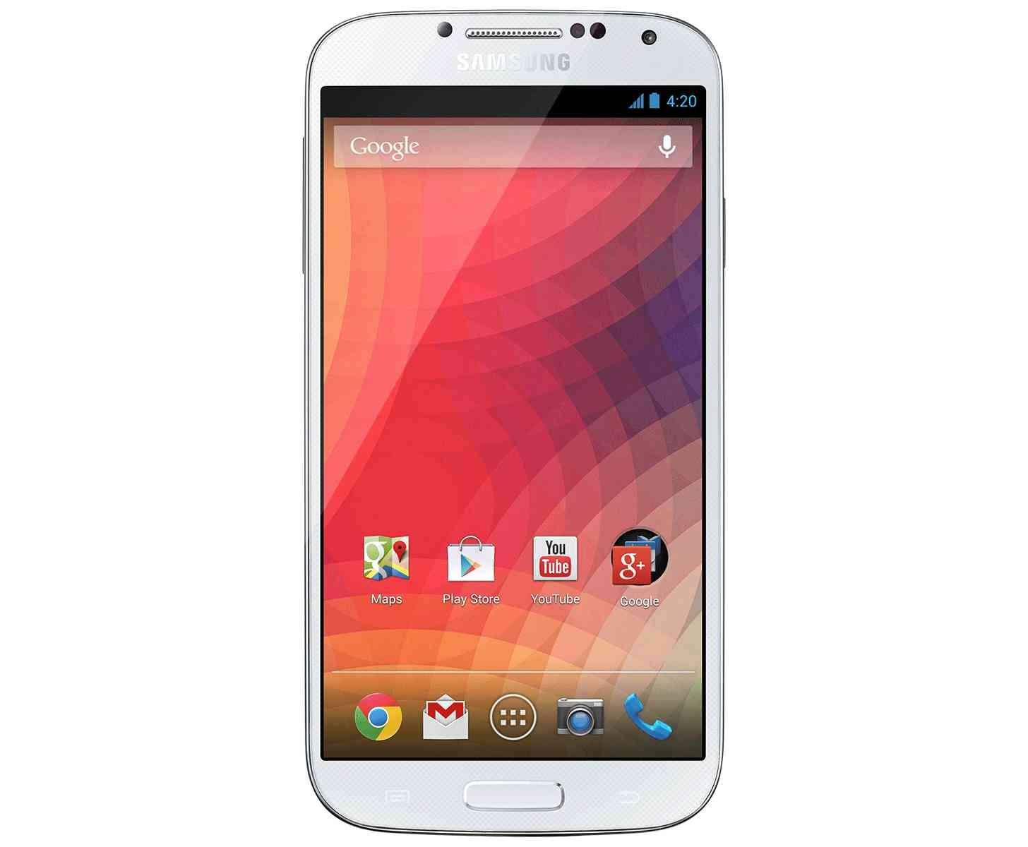 Samsung Galaxy S4 Google Play edition large