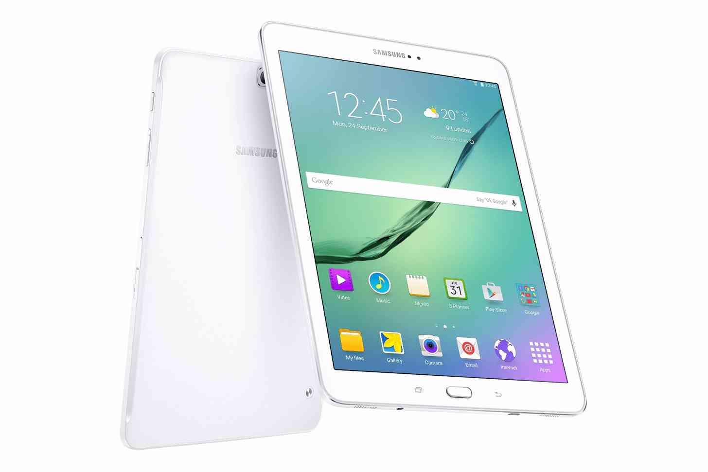 Samsung Galaxy Tab S2 9.7 white large