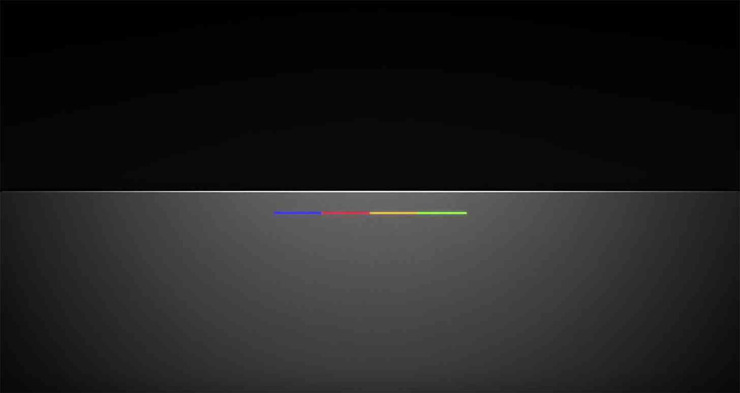 Google Chromebook Pixel lightbar again
