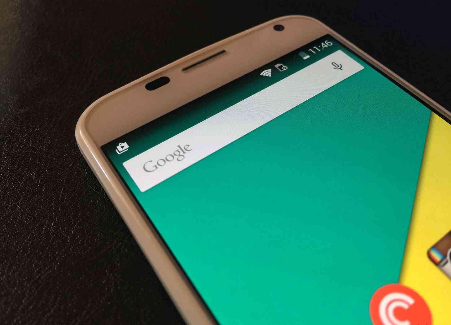 Google Search Moto X large
