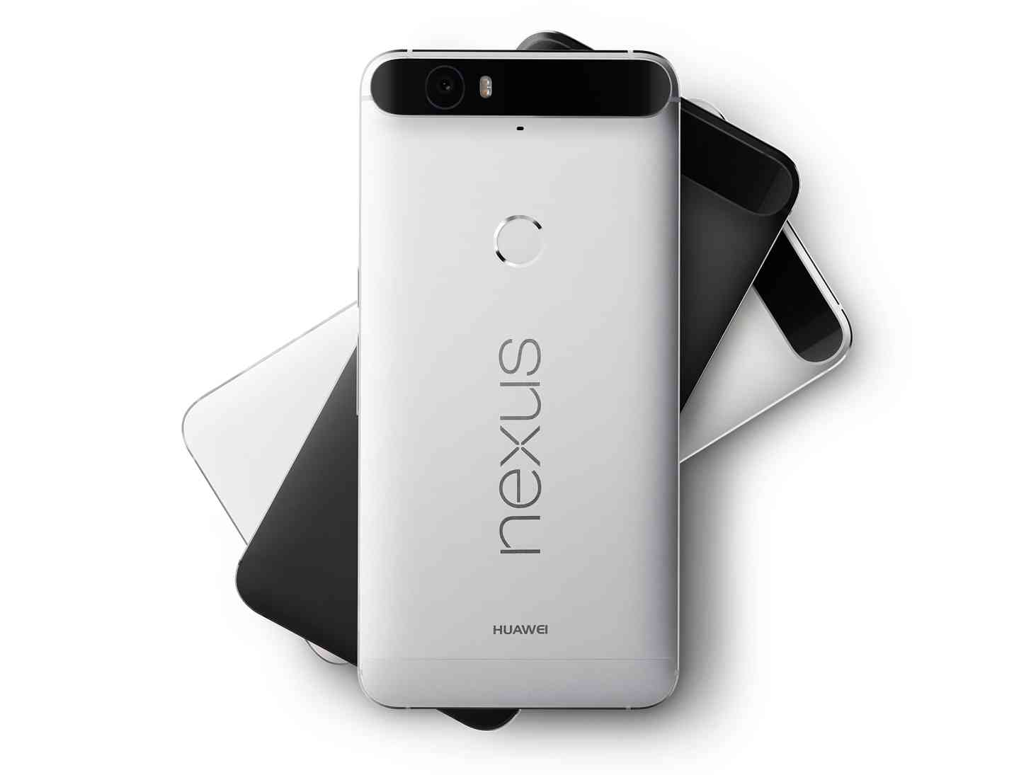 Huawei Nexus 6P colors rear large