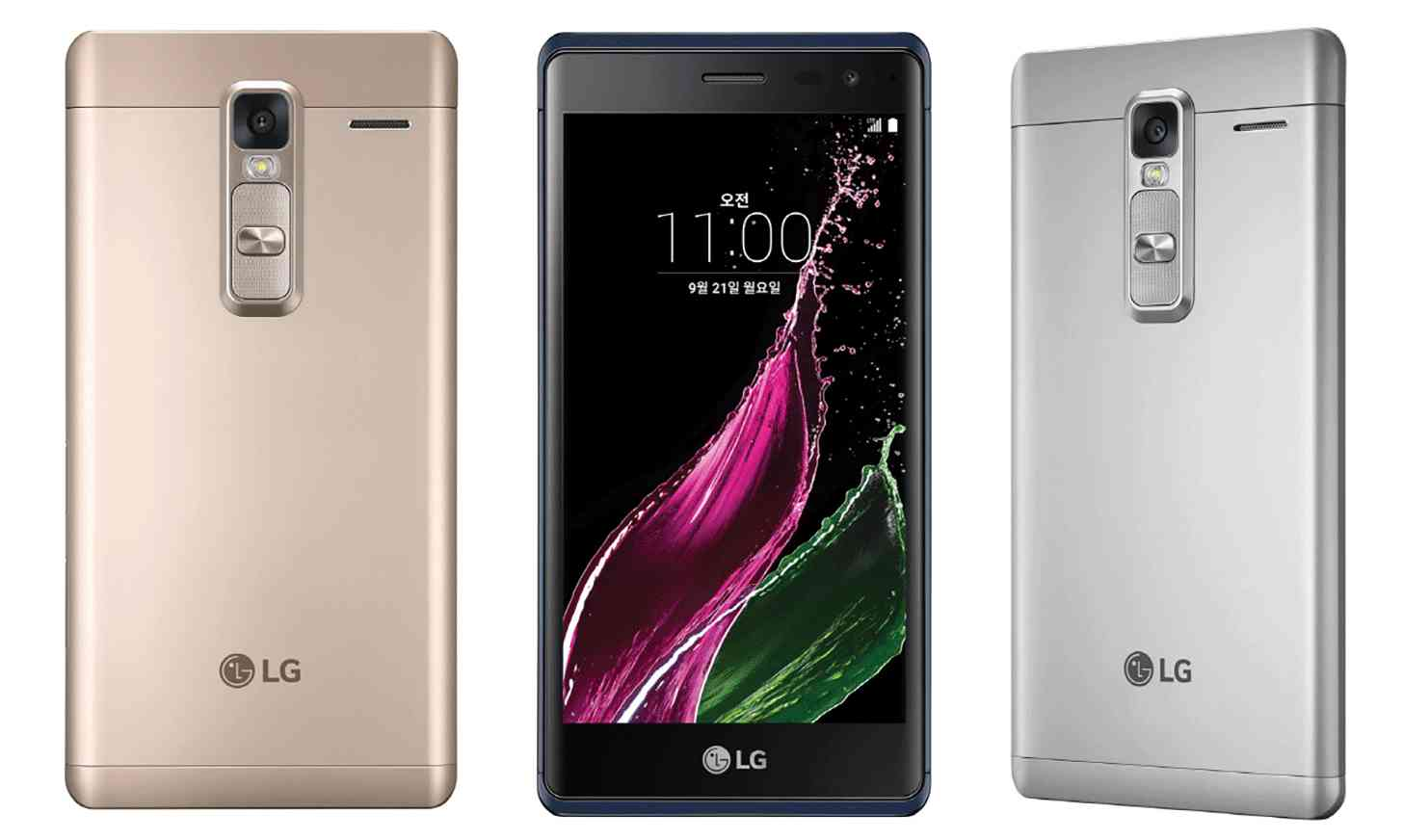 LG Class is a metal-clad Android phone with a 5-inch ...