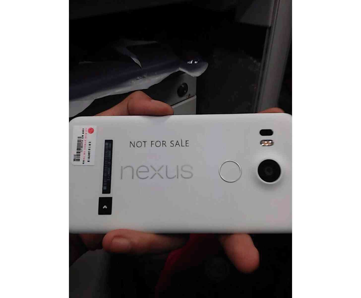 LG Nexus 5X leak