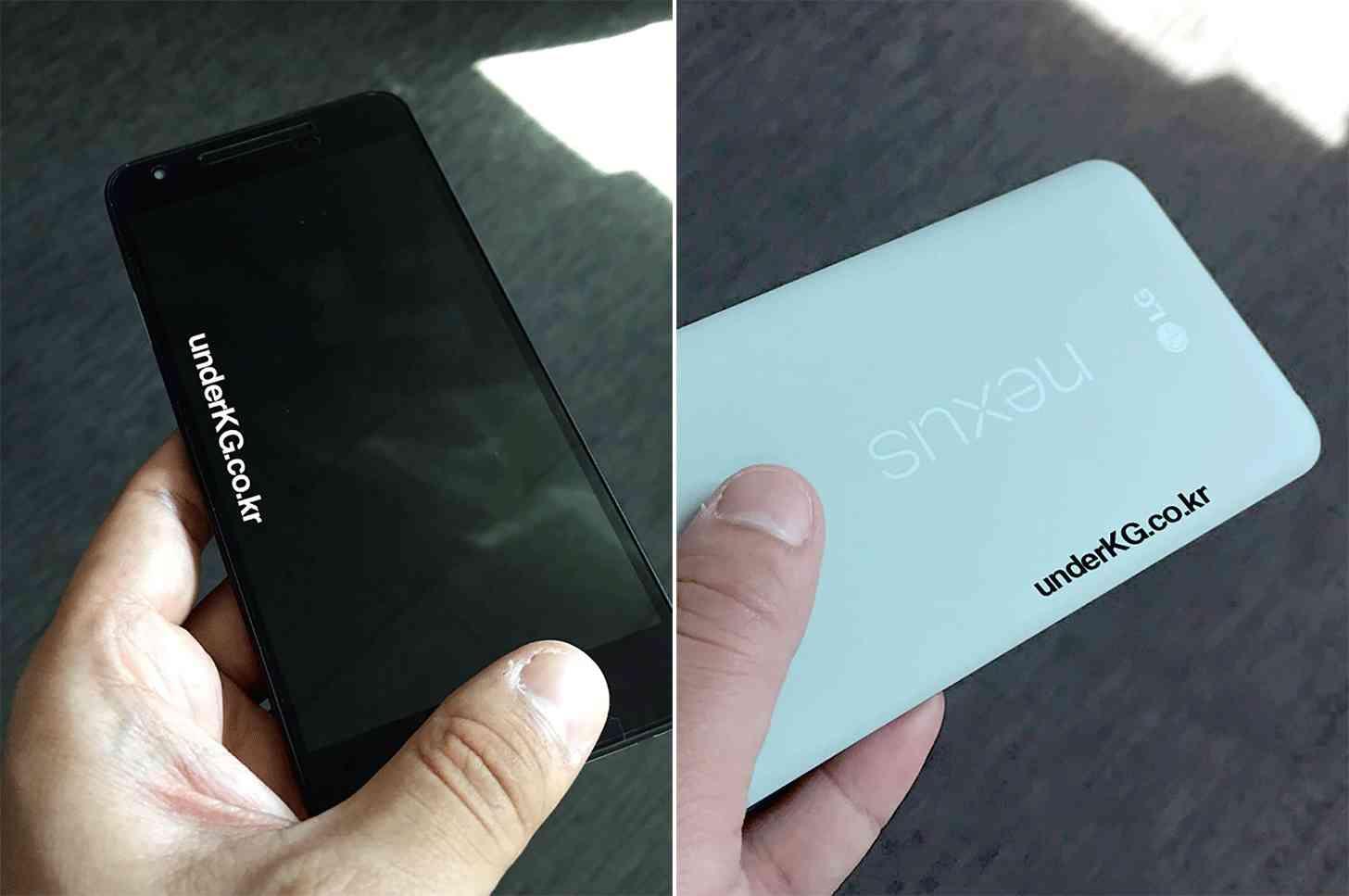 LG Nexus 5 2015 leak large