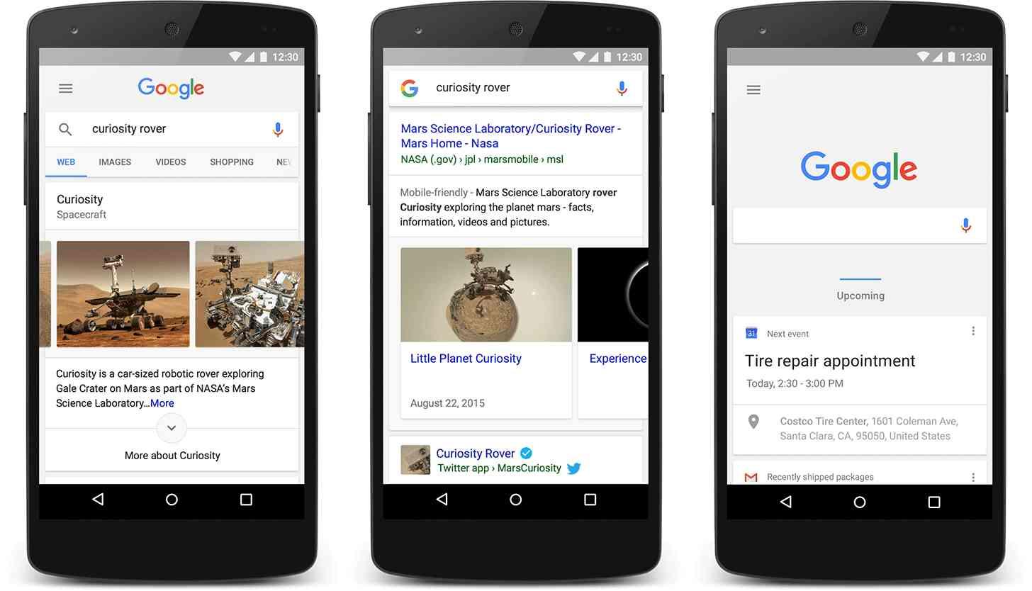 New Google logo Android