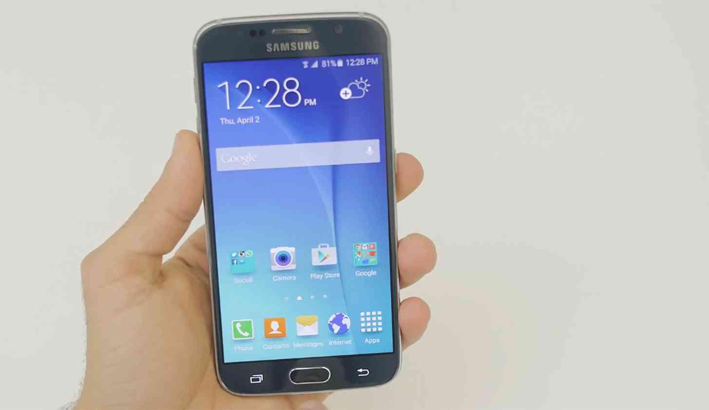 Samsung Galaxy S6 large