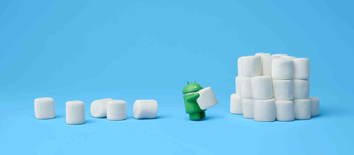 Android 6.0 Marshmallow large