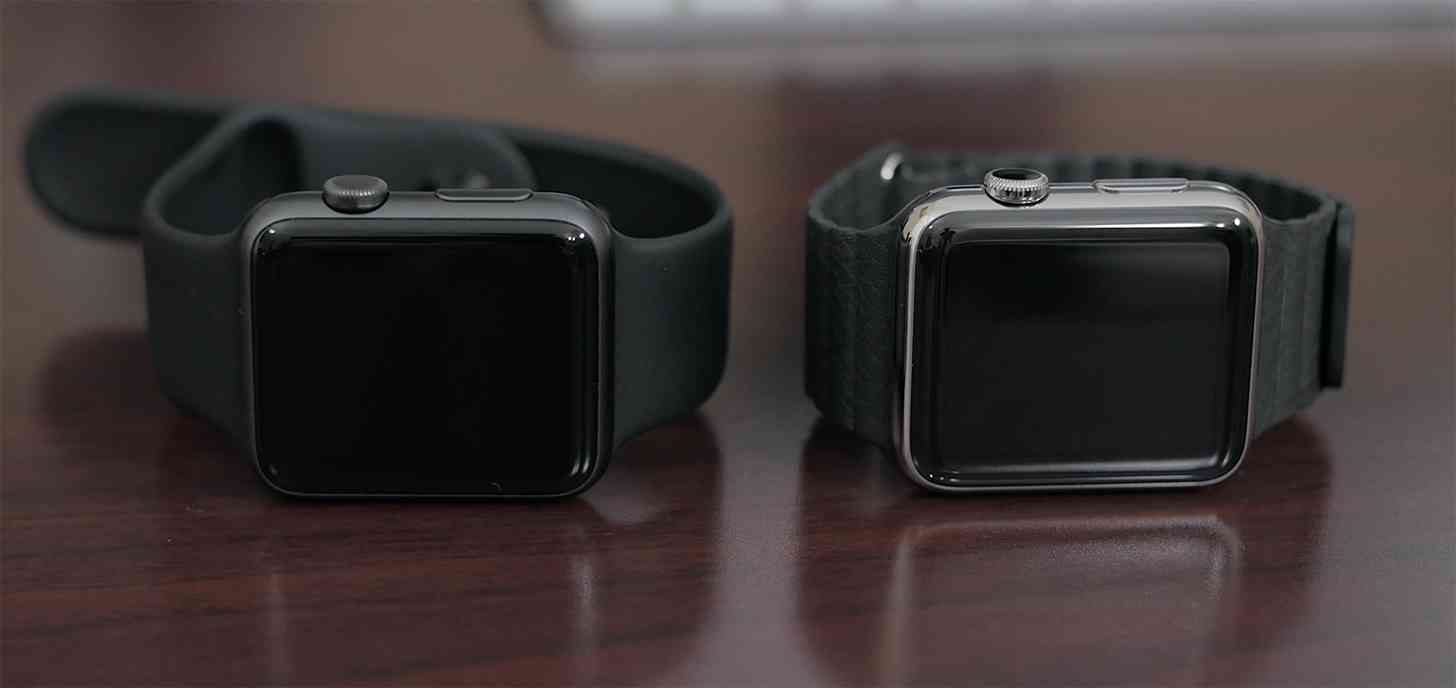 Apple Watch pair