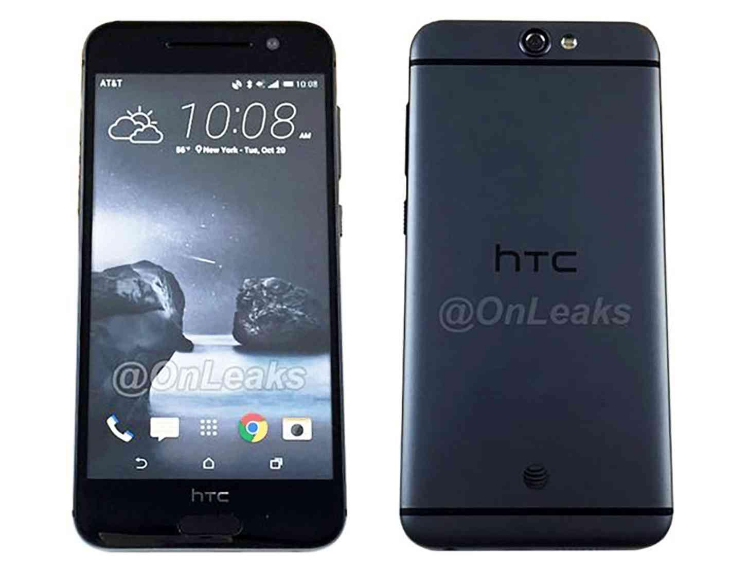 HTC One A9 leak large