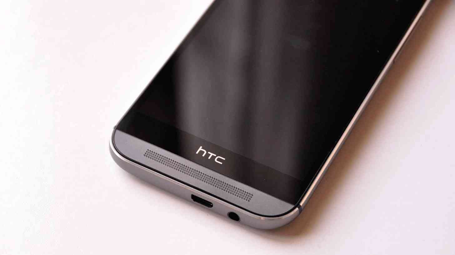 HTC One M8 bottom large