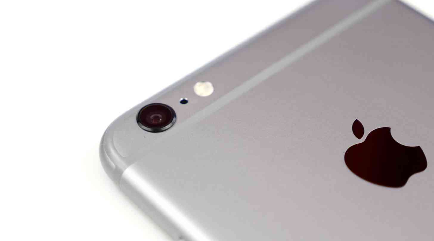 Apple iPhone 6 Plus back