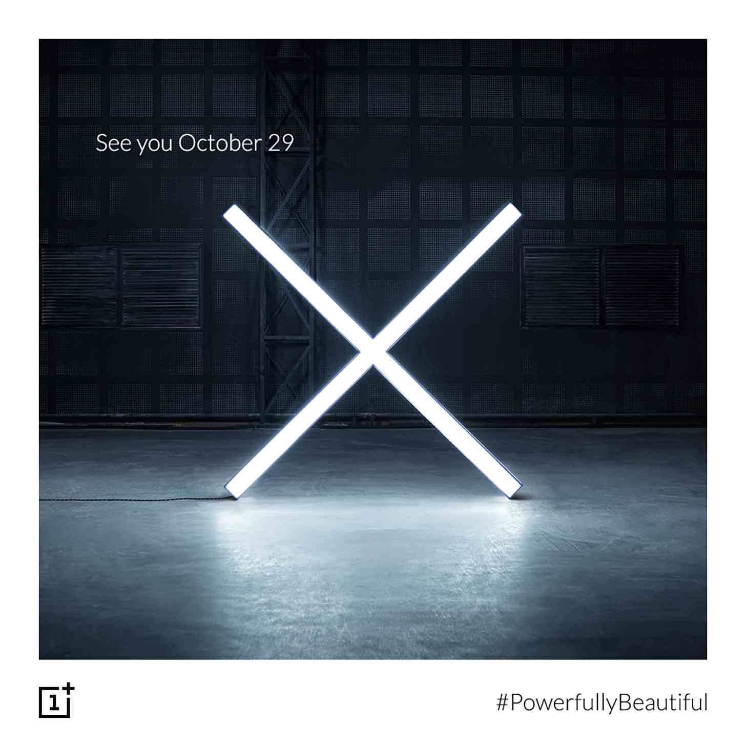 OnePlus X October 29 teaser
