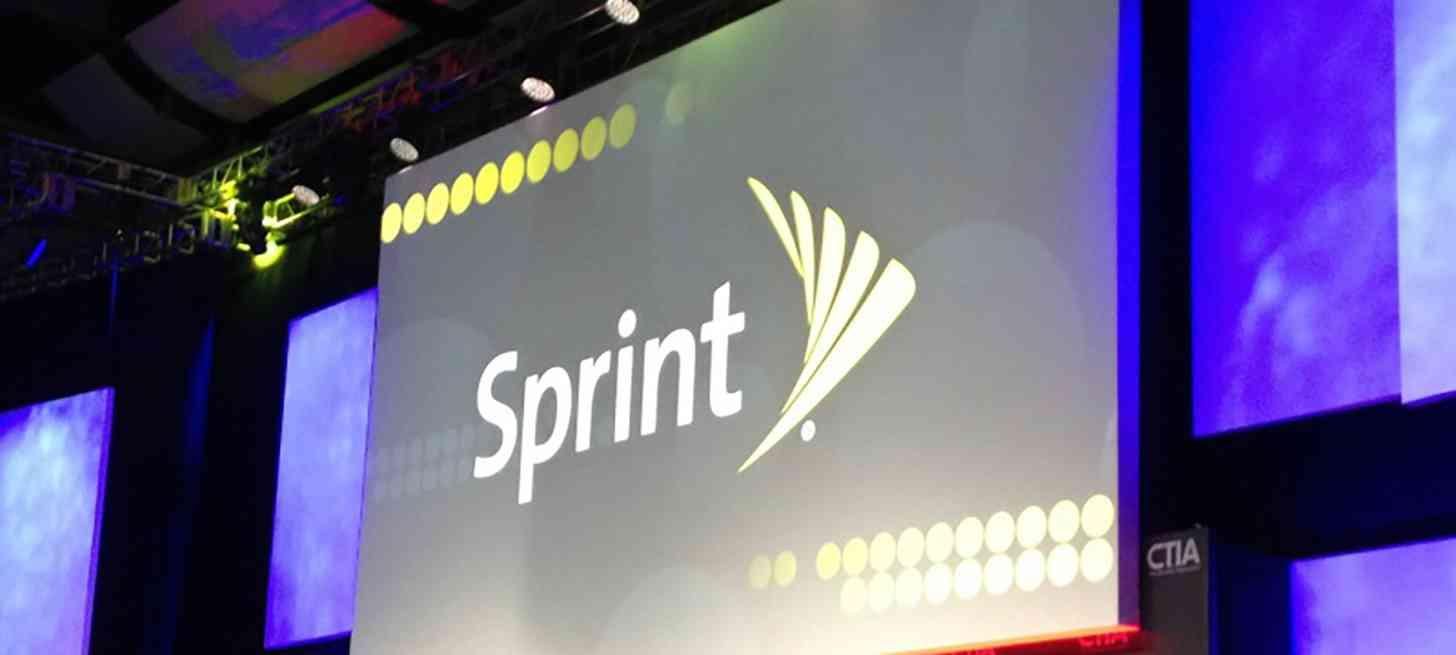 Sprint logo CTIA 2011