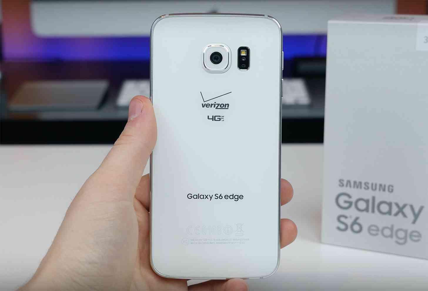Verizon Samsung Galaxy S6 edge