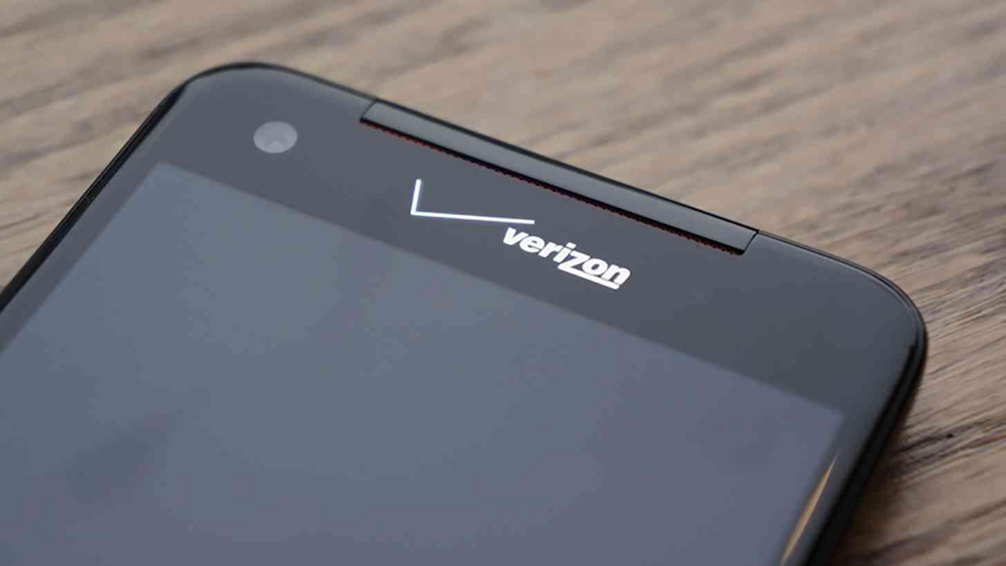 Verizon logo HTC DROID DNA