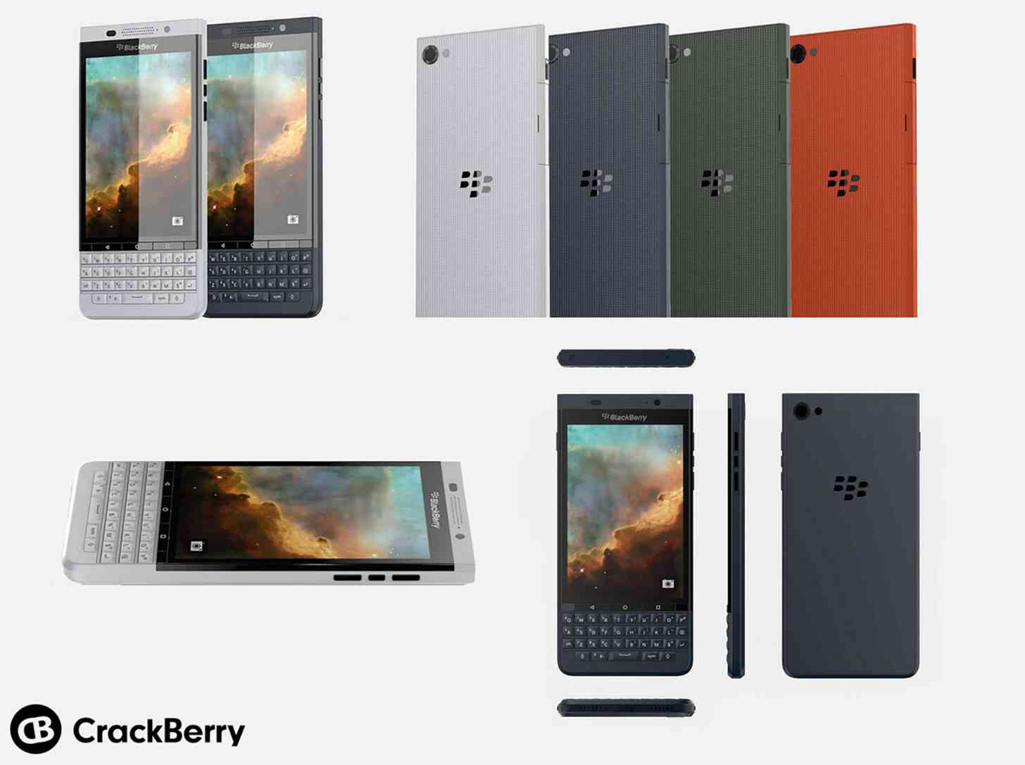 BlackBerry Vienna Android leak large