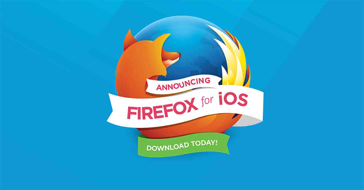 Firefox for iOS launch