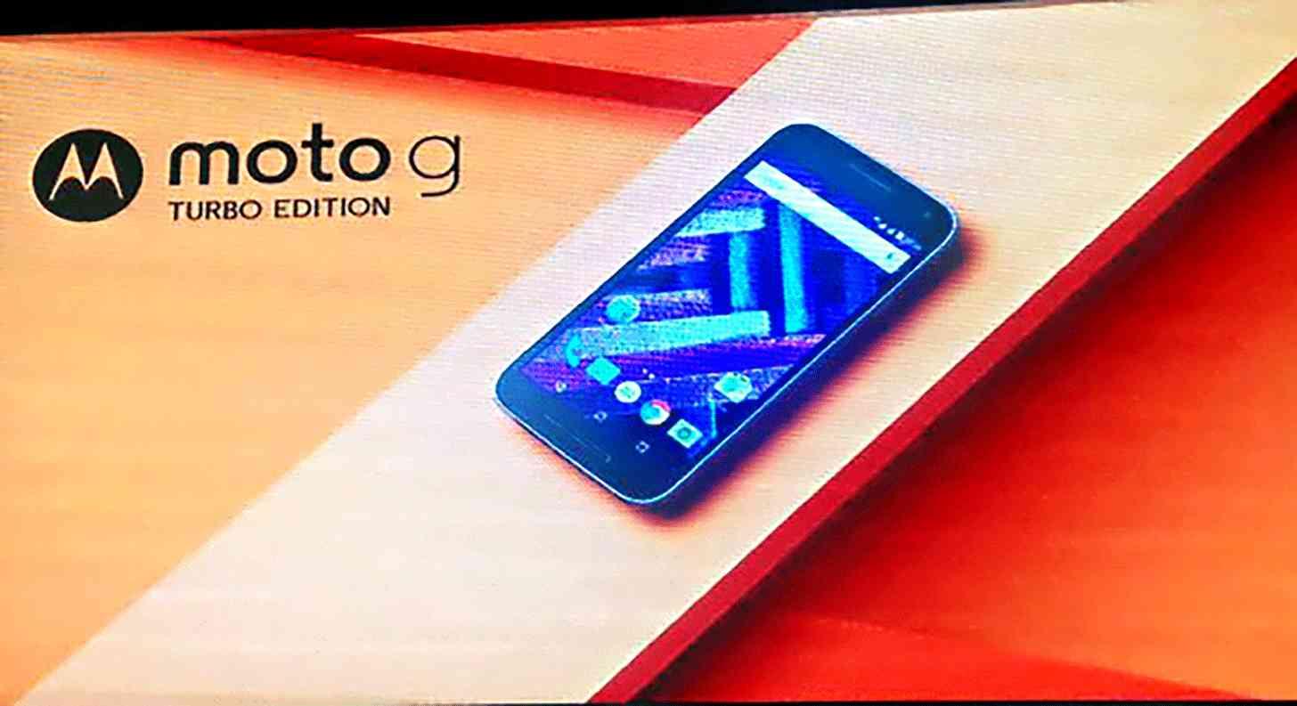 Moto G Turbo Edition large