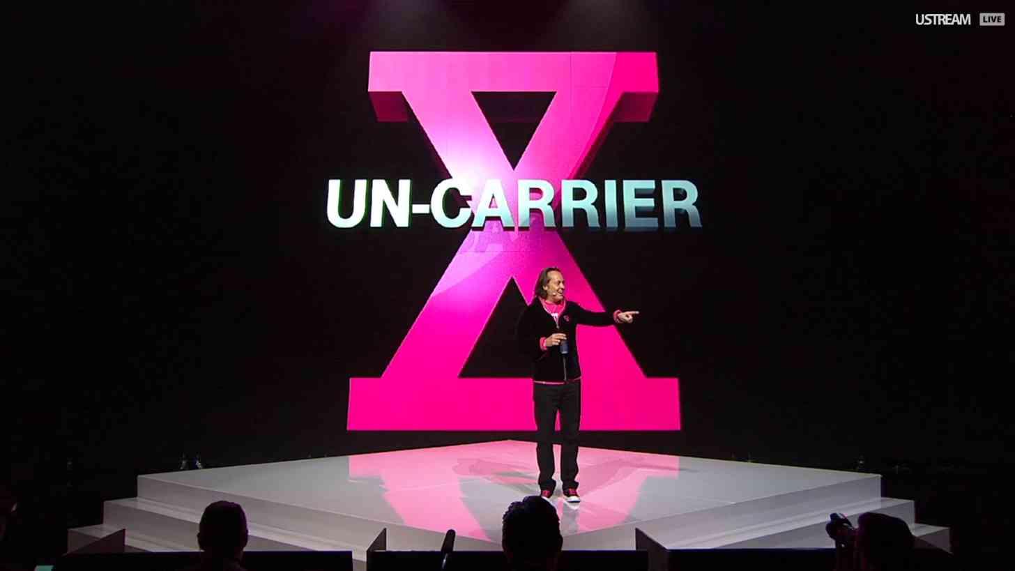 T-Mobile Un-carrier X