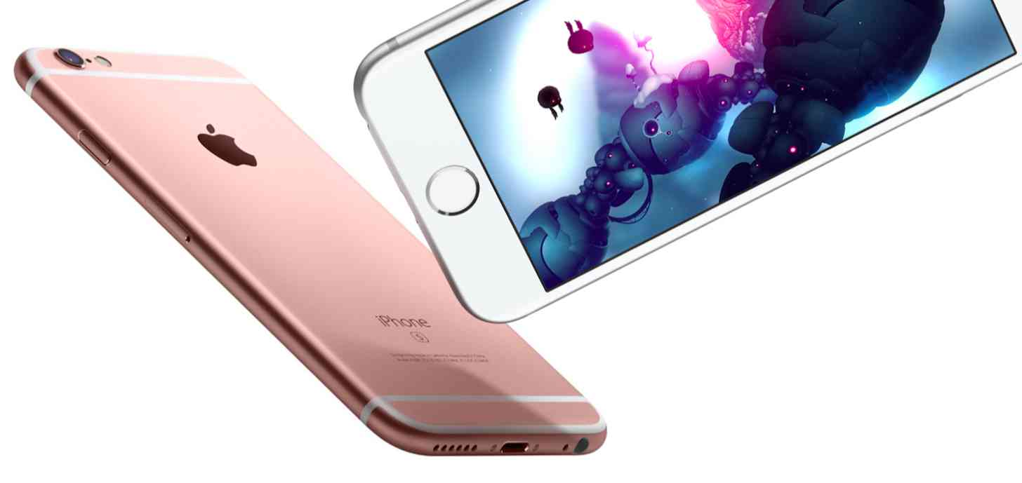 iPhone 6s 3.5mm headphone jack