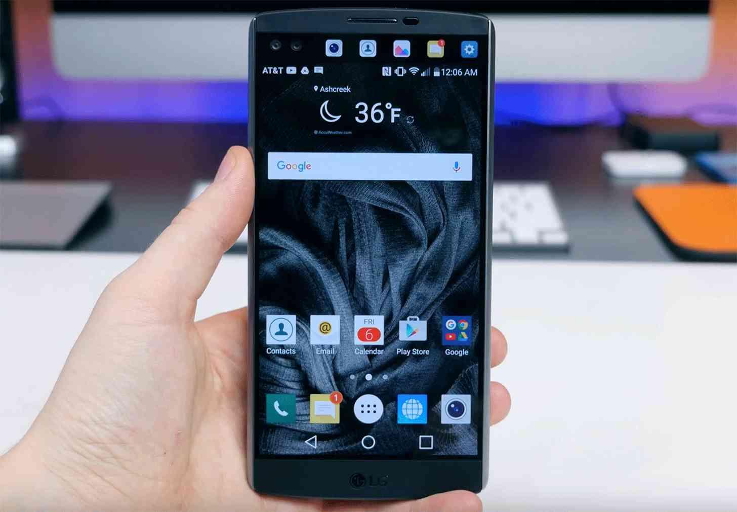 LG V10 hands on review