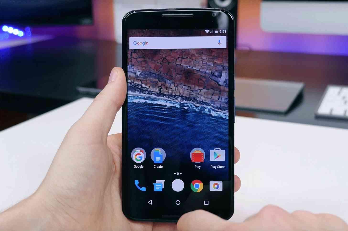 Nexus 6 Android 6.0
