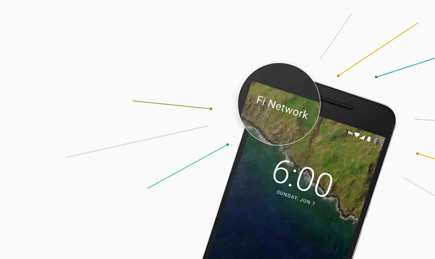 Google Project Fi Nexus 6P