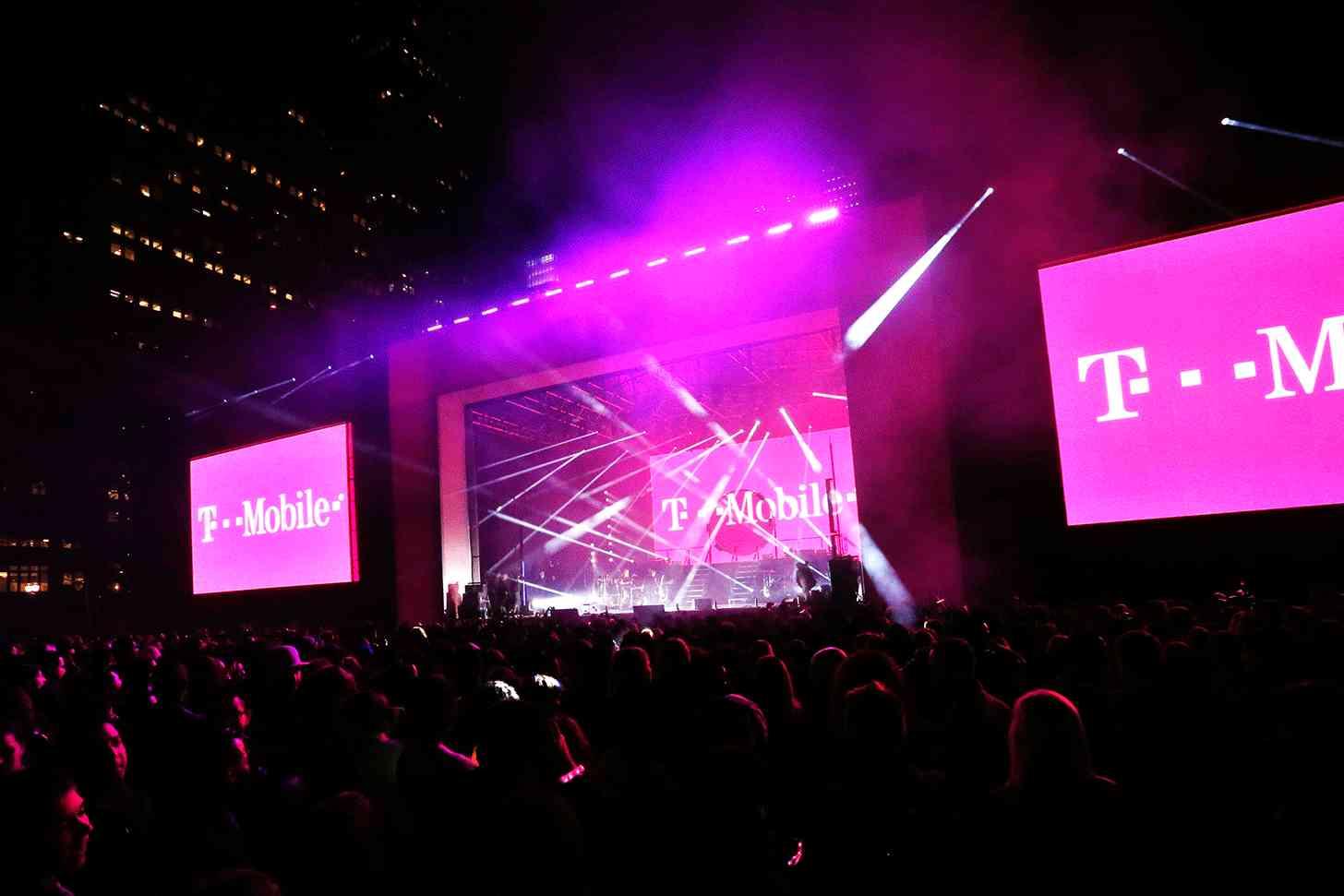 T-Mobile Un-carrier event