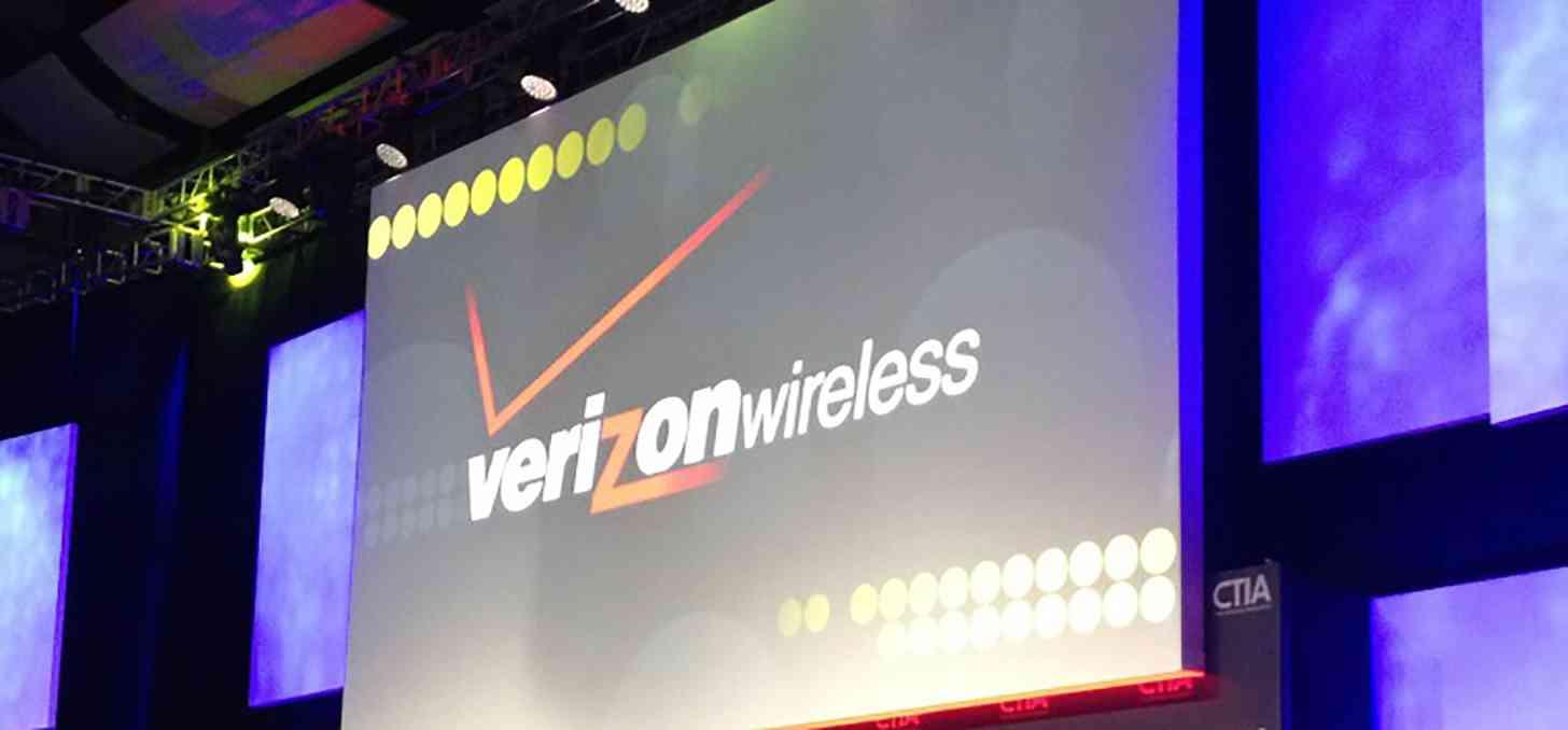 Verizon logo CTIA
