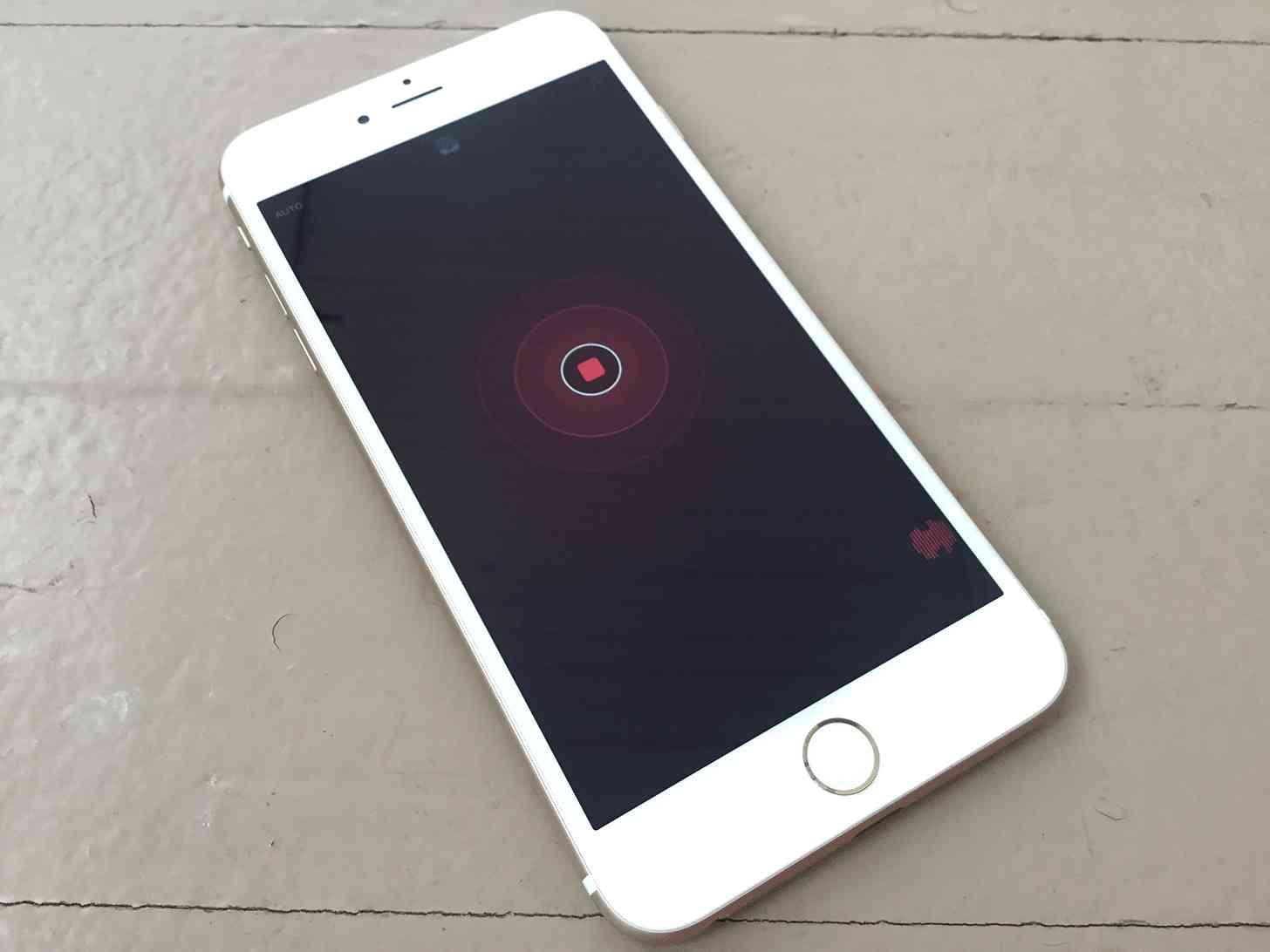Apple Music Memos iPhone 6s Plus