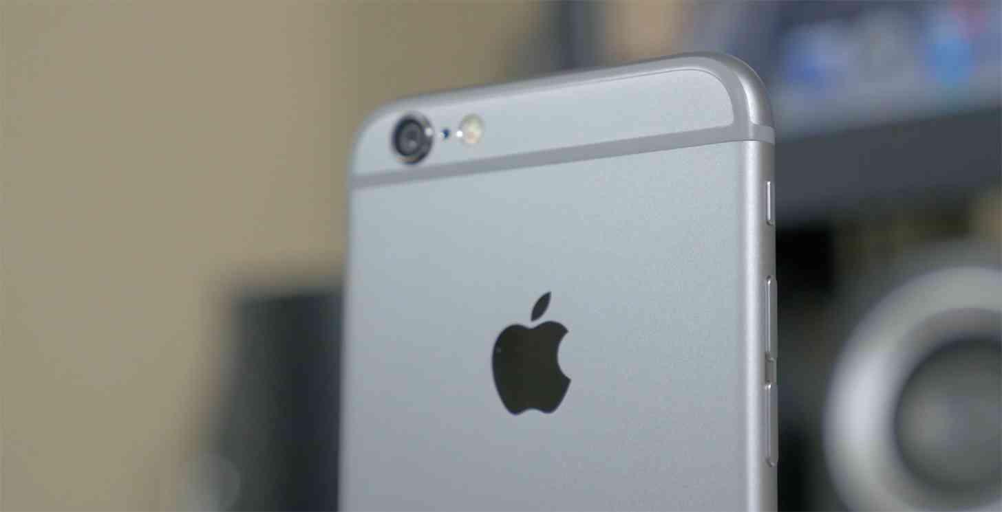 iPhone rear